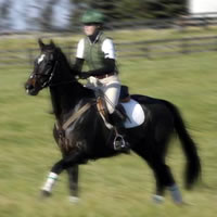 Practical Horseman Promotes Eventing Safety